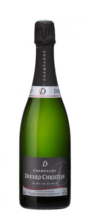 Bouteille de Champagne Blanc de Blancs - Champagne Douard