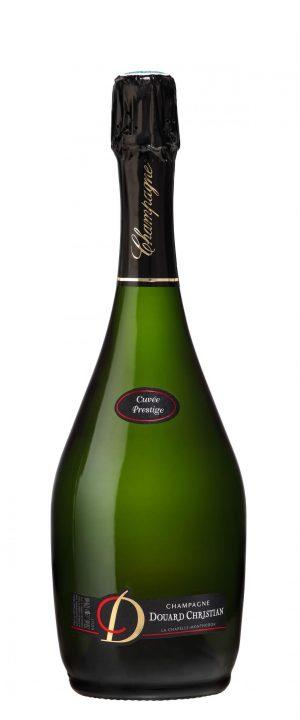 Bouteille de Champagne Cuvée Prestige - Champagne Douard