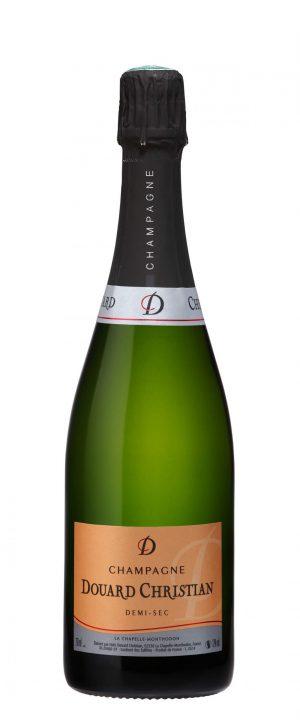 Bouteille de Champagne Demi-Sec - Champagne Douard