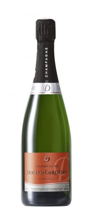 Bouteille de Champagne Extra Brut - Champagne Douard