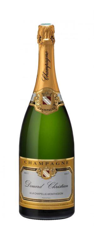 Bouteille de Champagne Magnum Brut - Champagne Douard