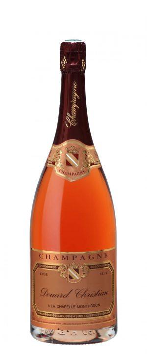 Bouteille de Champagne Magnum Rosé - Champagne Douard
