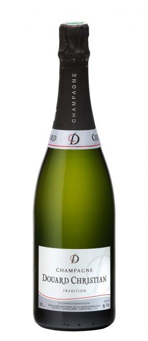Bouteille de Champagne Tradition Brut - Champagne Douard
