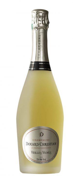 Bouteille de Champagne Vielles Vignes - Champagne Douard